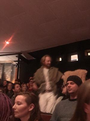 Kurt in audience copy